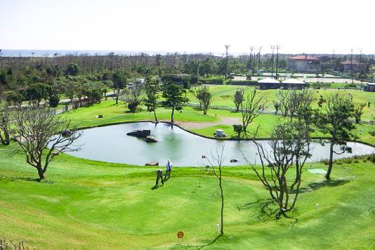千葉県立蓮沼海浜公園パークゴルフ場